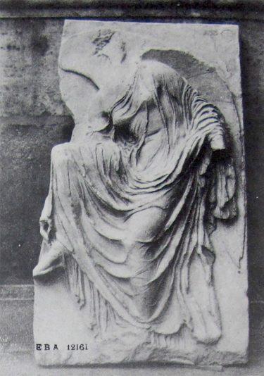 Relief of Maenads