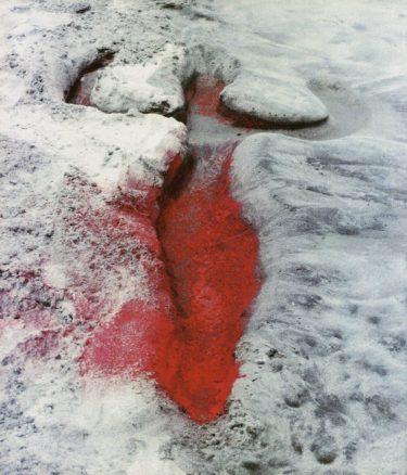 """""""Silhouettes Series"""" (1973-1978), Ana Mendieta"""