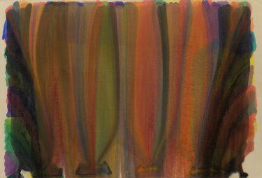 """""""Saraband"""" (1959), Morris Louis"""