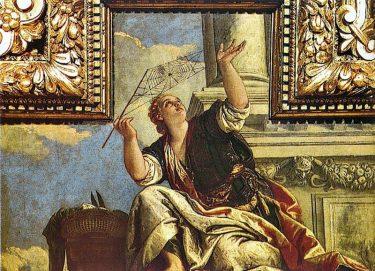 """""""Aracné"""" (1520), Paolo Veronese"""