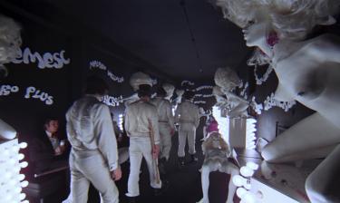 """""""Clockwork Orange"""" (1971), Stanley Kubrick"""